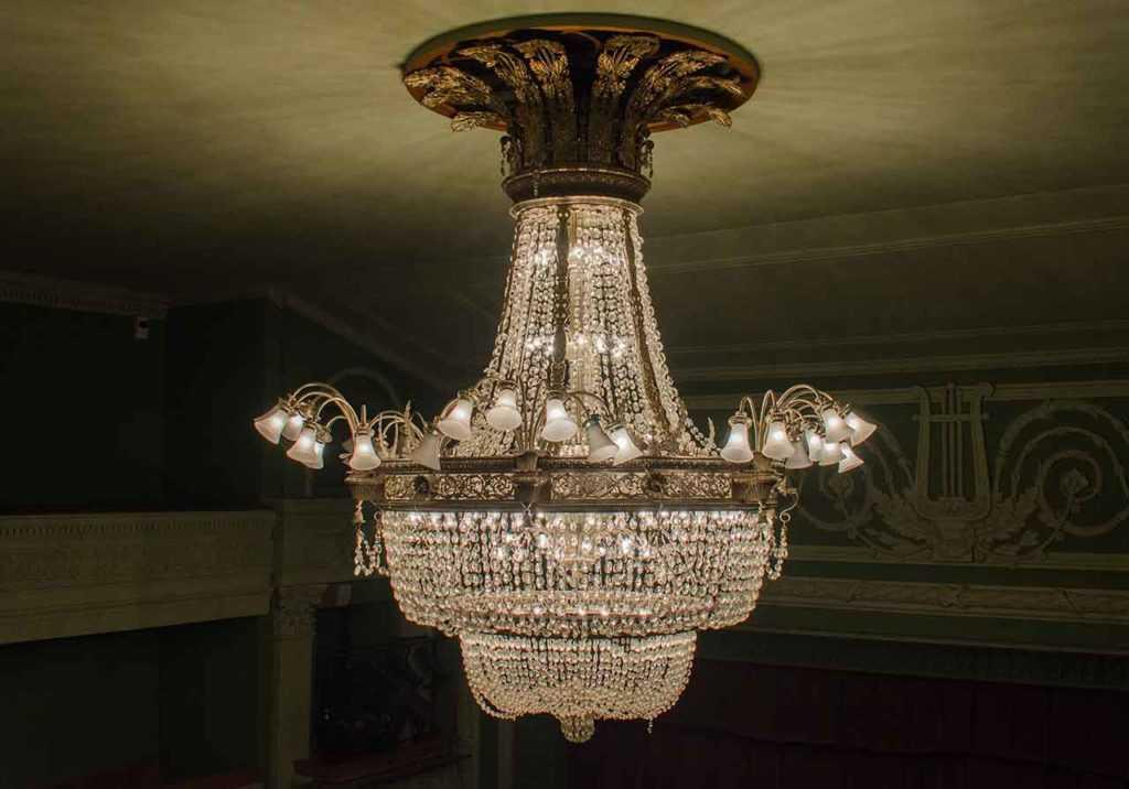 Deckenleuchte Deckenlampe Kronleuchter